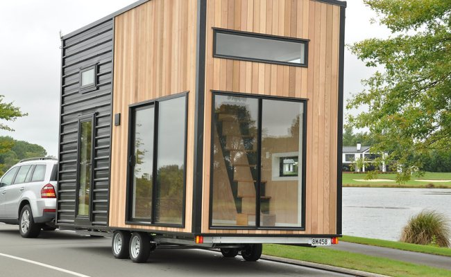 The Aston Series Mihaus Tiny House Design Build