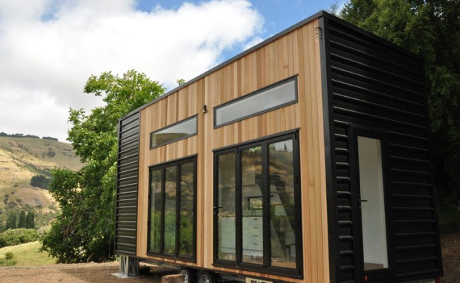 The Aston Mihaus Tiny House Design Build
