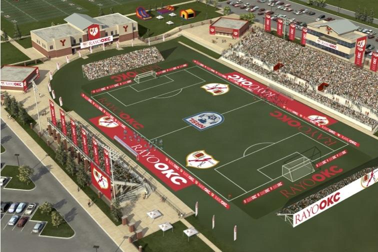 NASL team RayoOKC signs with MTJ Sports for new Nexxfield