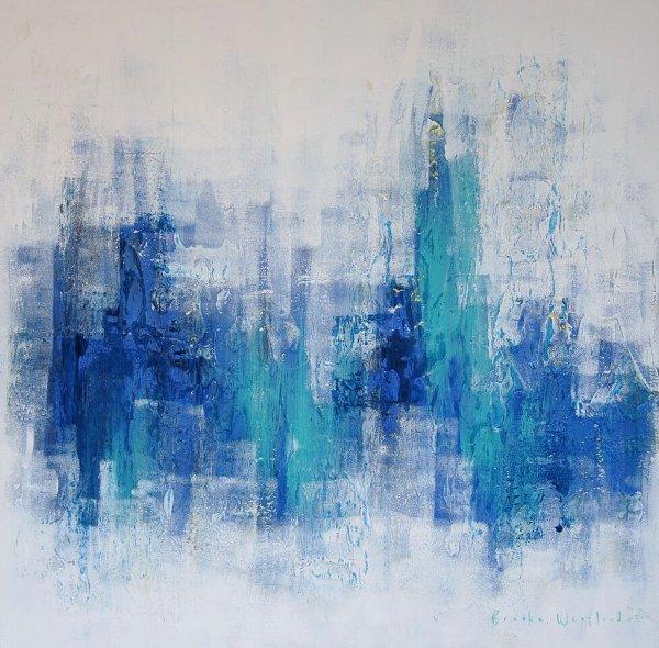 Brooke Westlund Seattle Abstract Art Portfolio