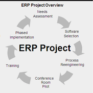 erp_project_overview_needs_assessment_phased_software_implementation_selection_project_process_training_reengineering_conference