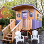 Gypsy Wagon Tiny House Tiny Digs Tiny House Hotel In Portland
