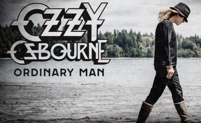 New Song Ozzy Osbourne Ordinary Man Ft Elton John