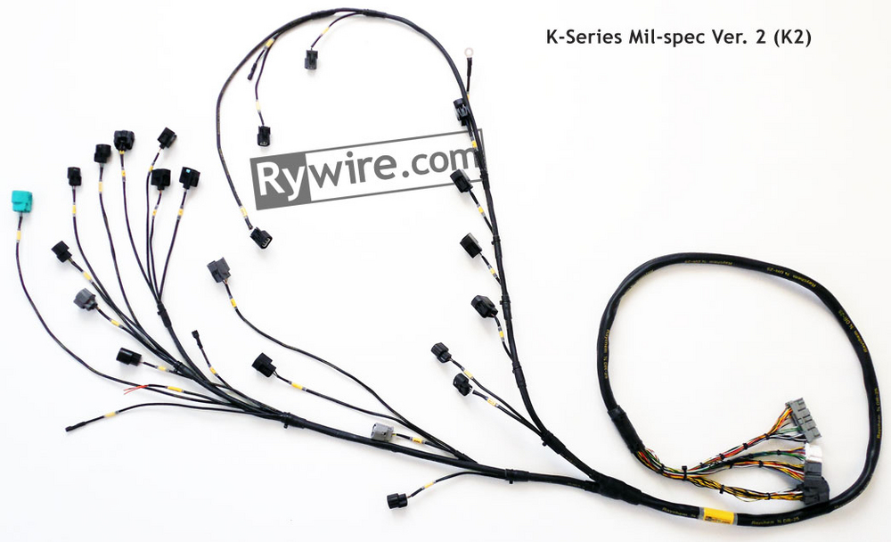 S13 Stock Sr20det Wiring Harness S13 VH45 Wiring Harness