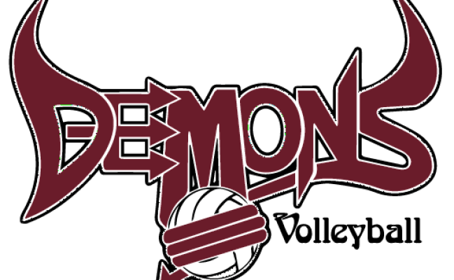 Golden High School Volleyball Golden Co Demons Volleyball