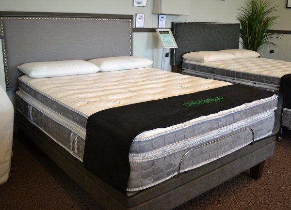 Highlands 100 Natural Talalay Latex Mattress Seattlemattress