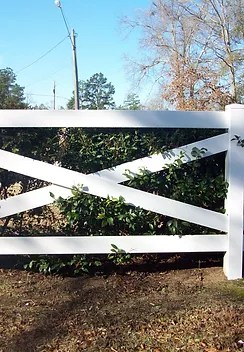 american custom fence company gallery