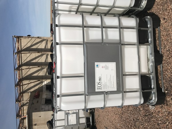 New 330 Gallon Ibc - Year of Clean Water