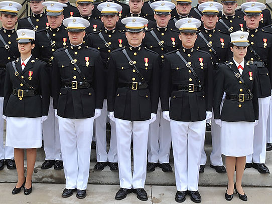 marine officer uniform regulations