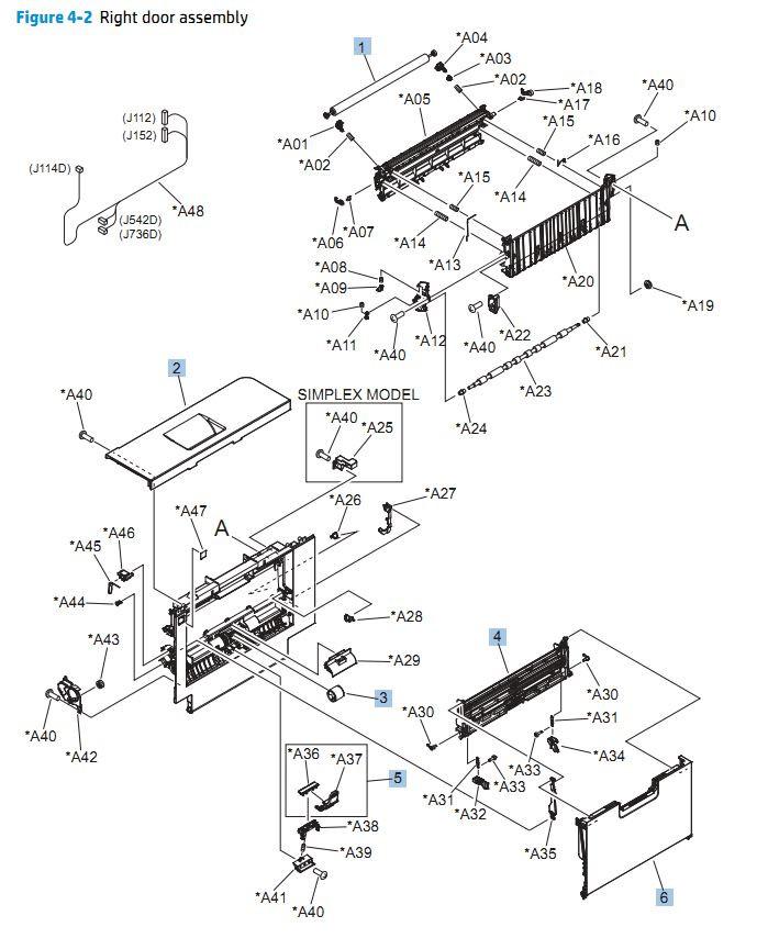 HP Color LaserJet Enterprise CP5525n CP5525dn CP5525xh