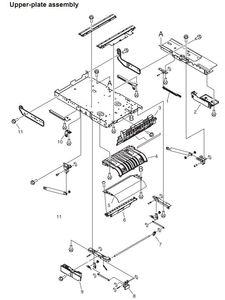 HP LaserJet 4345 Q3942A 4345x Q3943A 4345xs Q3944A 4345xm