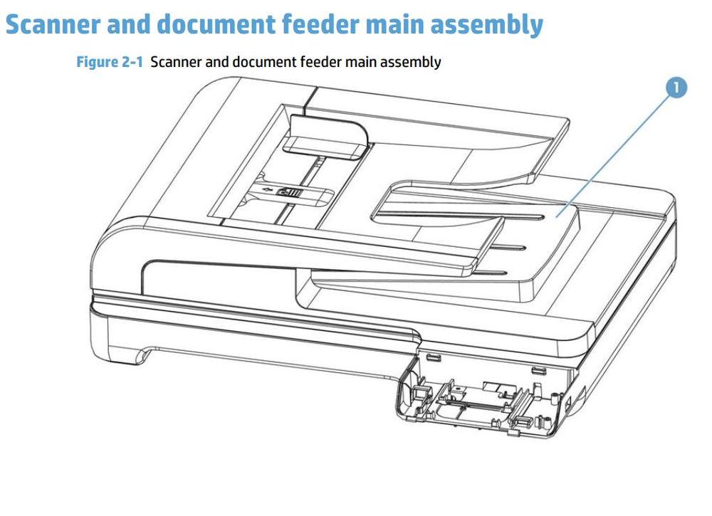 Hp Laserjet 1536Dnf Mfp Parts Diagram / Hp Laserjet 4345