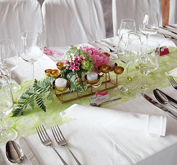 Hochzeitsdekoration Dresden  Sachsen