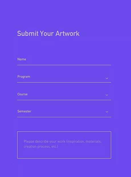User Input & Custom Forms | Corvid Features | Wix.com