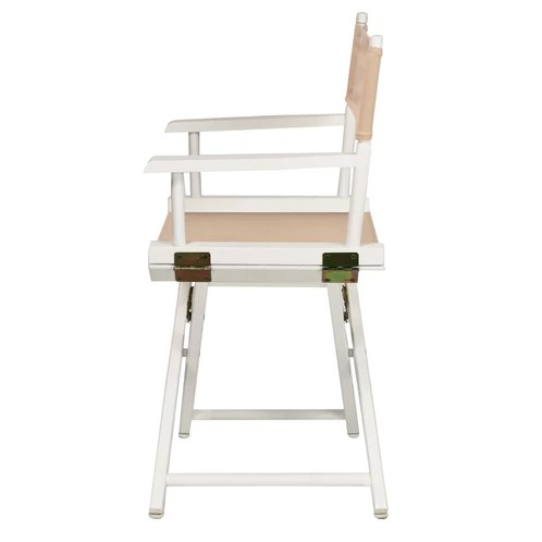 directors chair white posture gaming 18 director s frame discover a variety of uses for this classic style constructed with 100 solid wood portable is built lasting