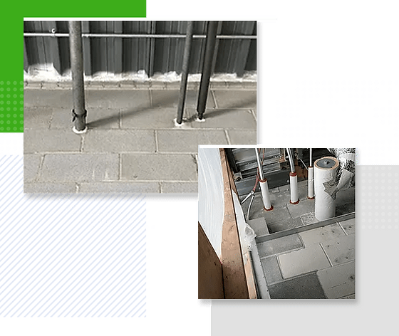 firestopping by eco lok protective coatings