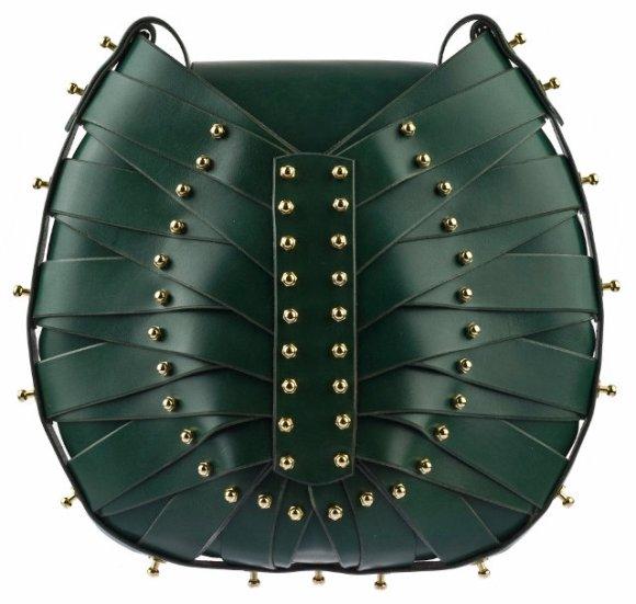 Jade Shield Bag   unaburke