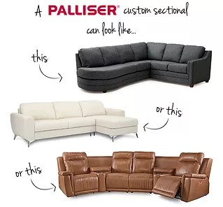 customize your sectional sofa legs wooden design sectional4
