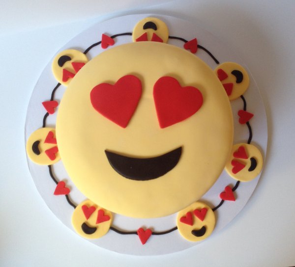 City Bakery Menu Emoji Birthday Cake