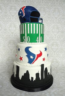 Astros Baseball Birthday Cake Ideas Houston Texans