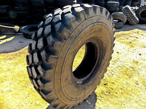 Michelin XZL  Alphatread  Military tires