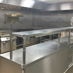 Commercial Kitchen Ventilation Under Lighting For Cupboards A1 Response