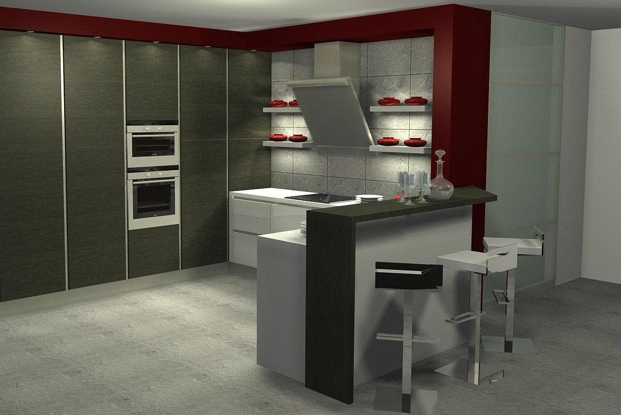 cuisine en 3d ikea