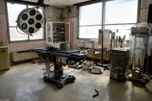 Abandoned Hospital Yubari