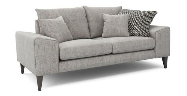 dfs french connection quartz sofa review a vendre montreal top 5 sofas for rental flat seasons in colour uk award winning with its peculiar chunky arms and goes everything grey the from collaboration is to go if you want