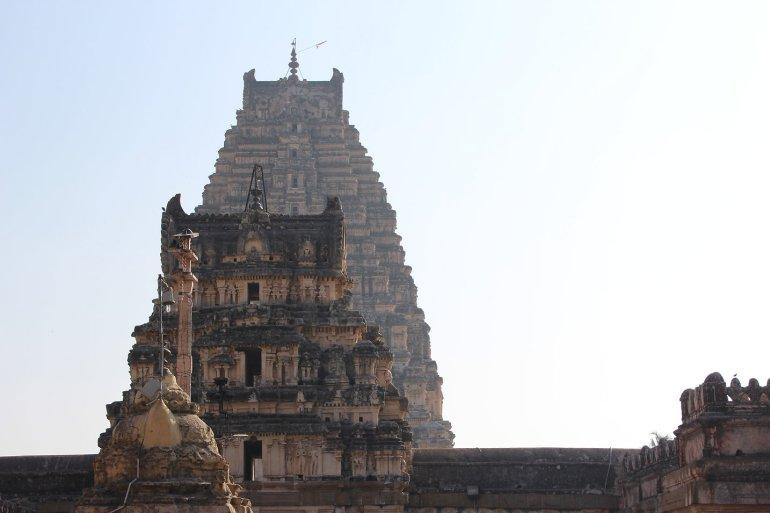 temples d'Hampi Inde