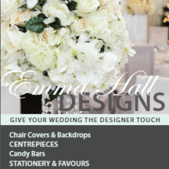 Wedding Chair Covers Swansea Chairs That Turn Into Beds Emma Hall Designs Hire Cardiff