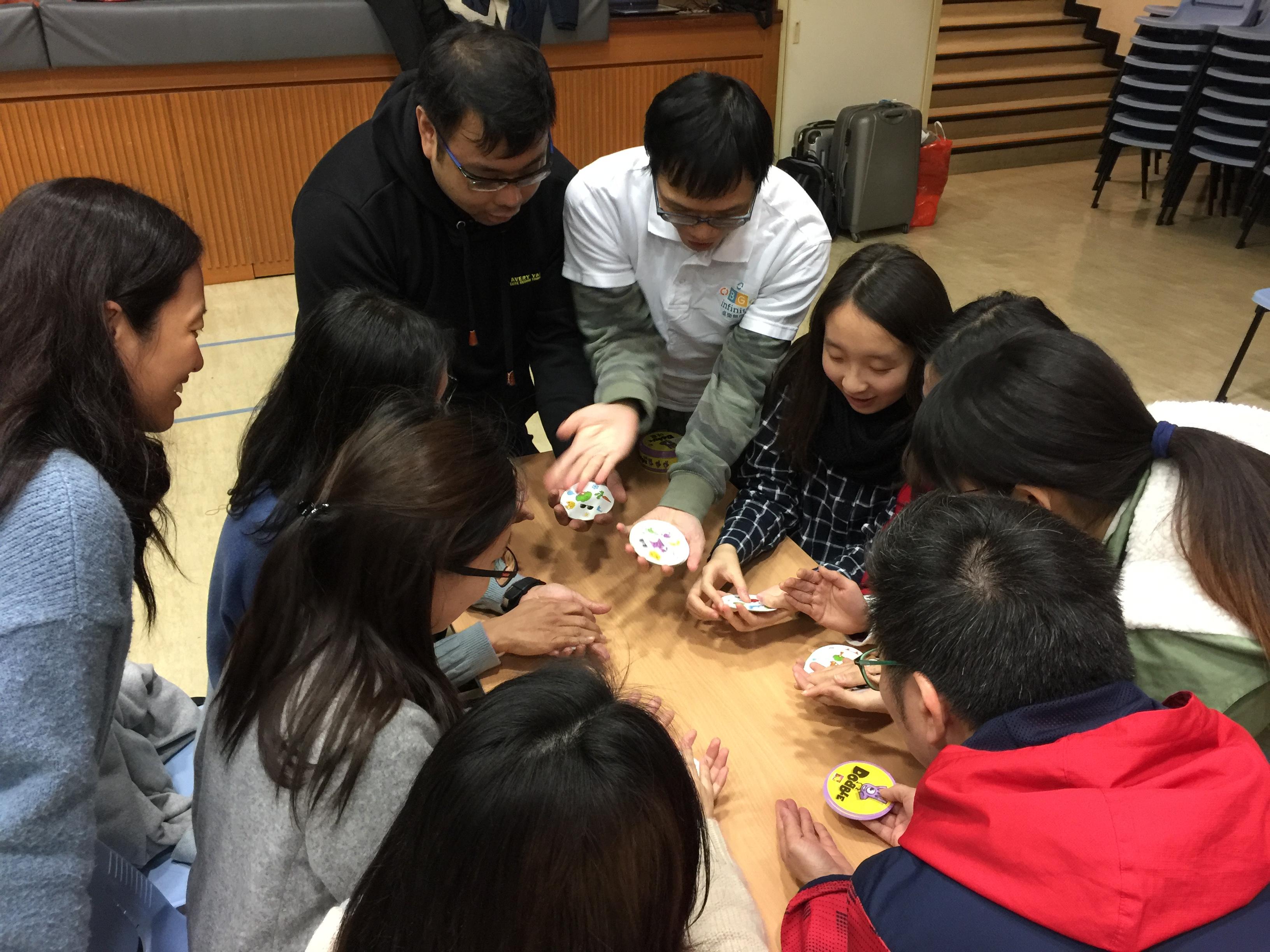 桌樂無限 |香港桌遊教育中心