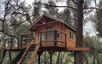 Simple Backyard Tree Houses