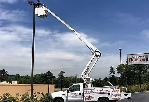 commercial lighting services lighting
