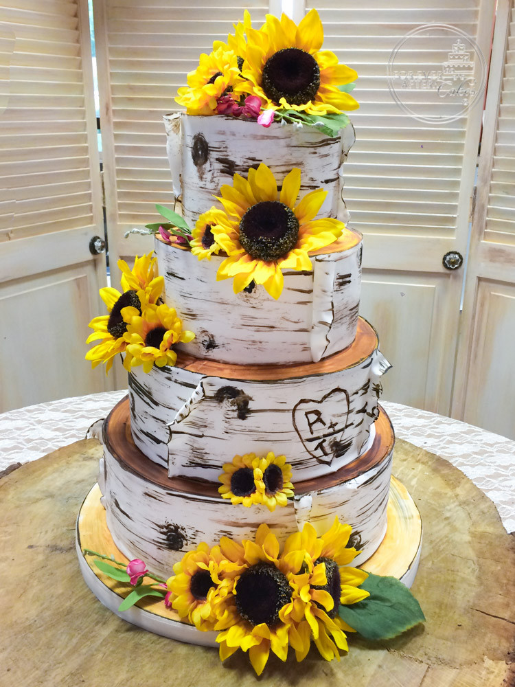 Forever After Cakes Rustic Shabby Chic And Vintage