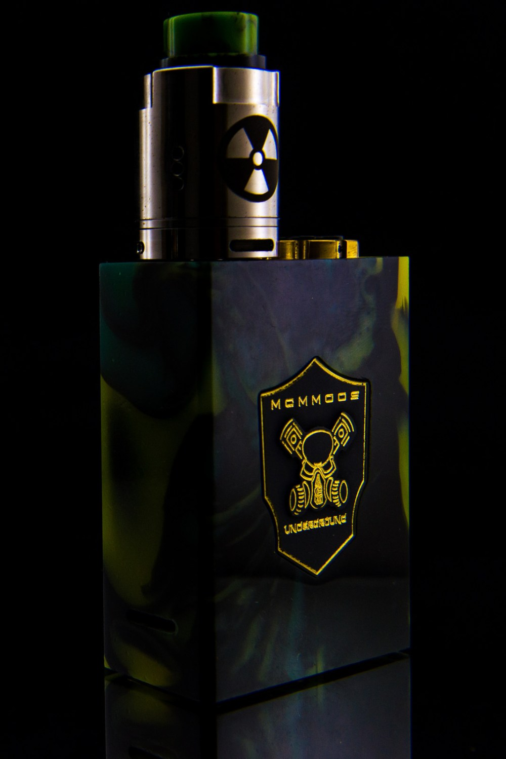 medium resolution of udg series box mod resin edition by mcmmods