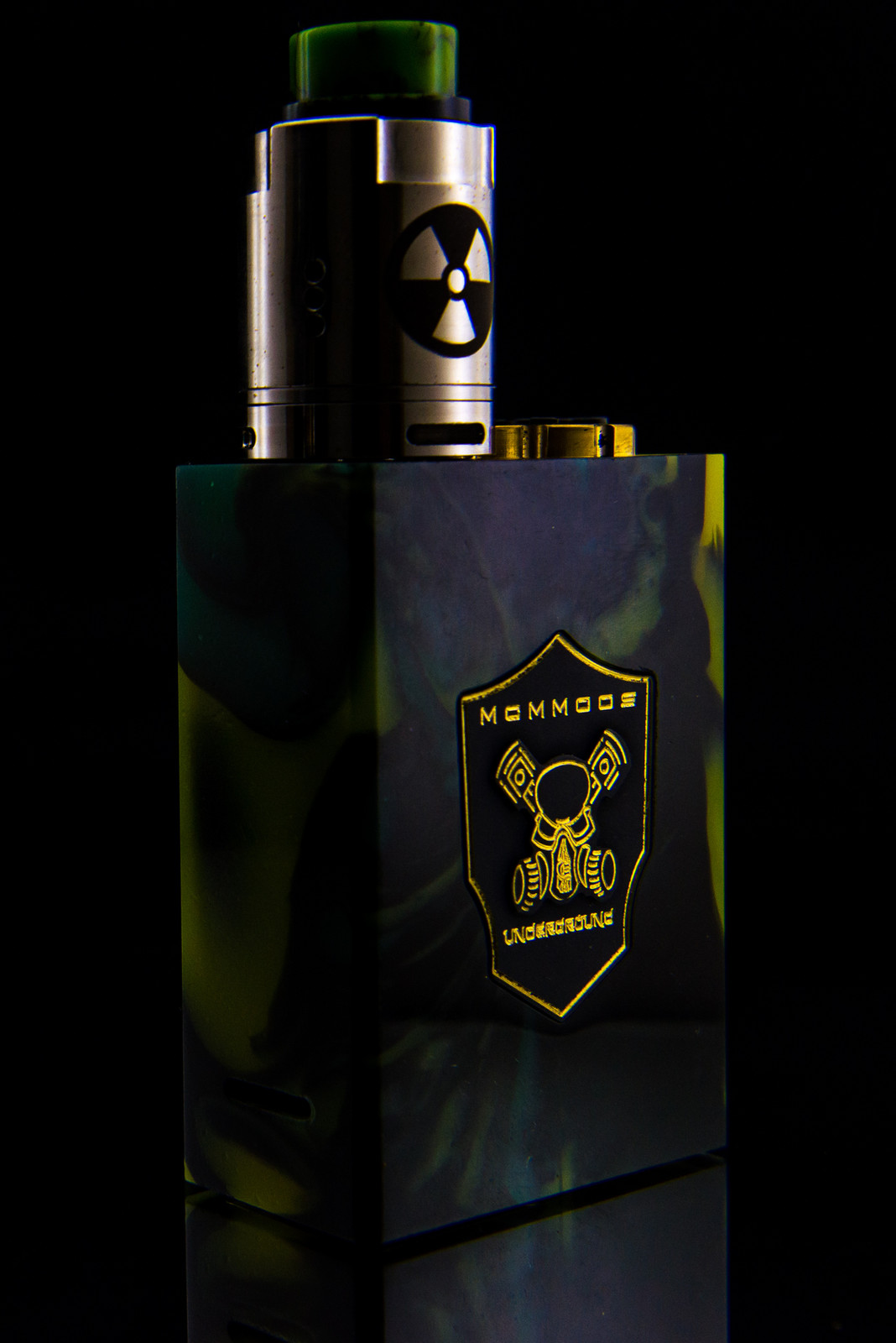 hight resolution of udg series box mod resin edition by mcmmods