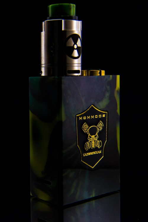 small resolution of udg series box mod resin edition by mcmmods