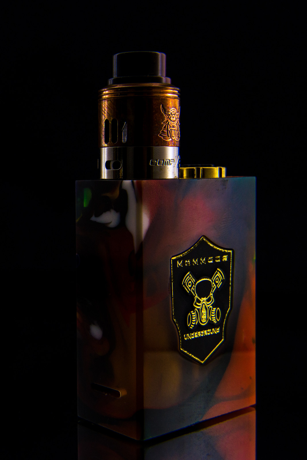 hight resolution of udg series box mod resin series by mcmmods