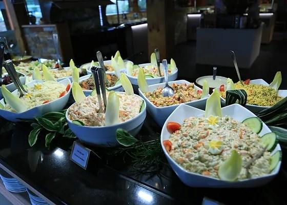 o buffet cuisine francaise du monde