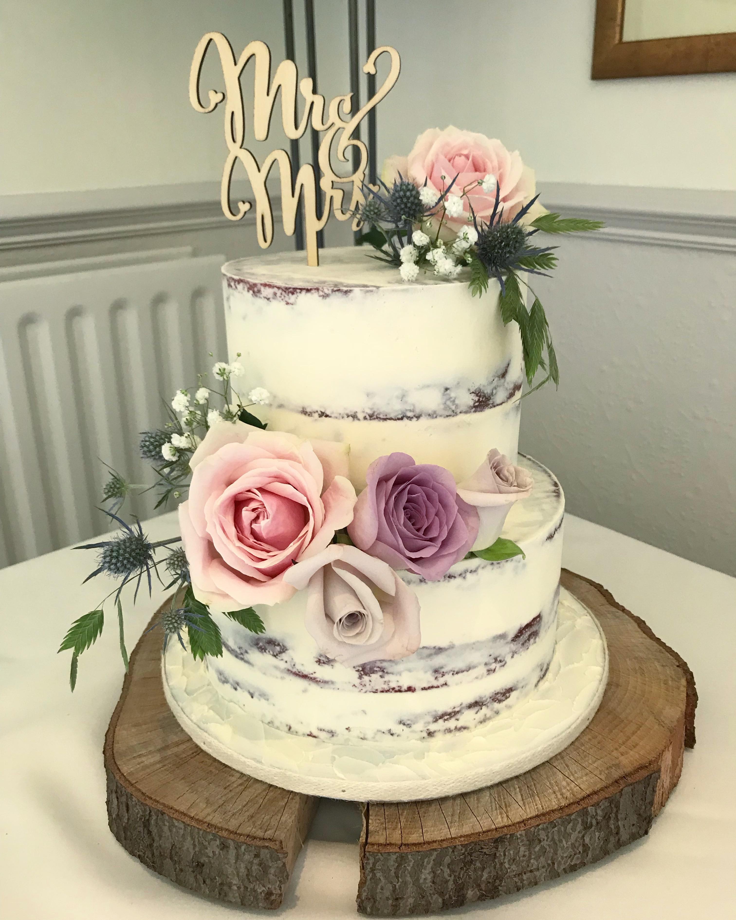 Wedding Cakes in Ashbourne Derbyshire