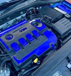 skoda octavia mk3 vrs tdi engine fuse box cover decals [ 2835 x 2835 Pixel ]