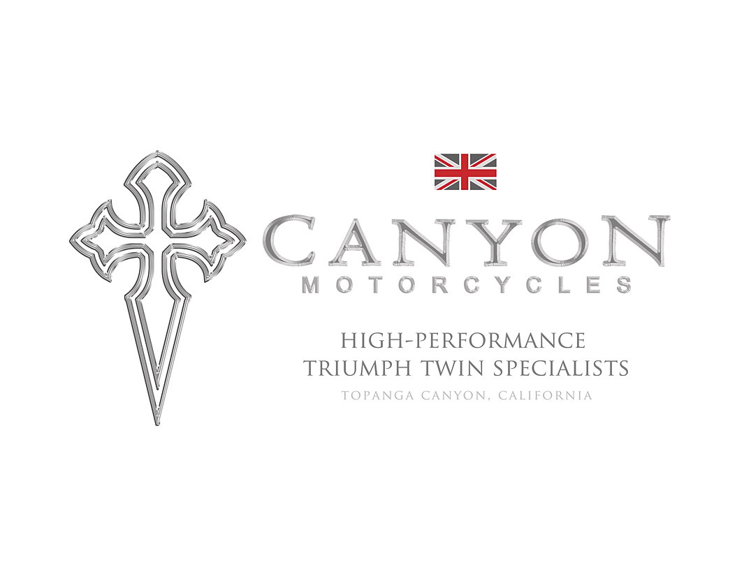 Canyon Motorcycles. Bonneville, Thruxton, Scrambler Parts