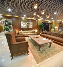 Elegant Hotel Ey Lobby Lounge