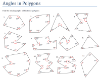 Exterior Angles Of A Polygon Worksheet Free Worksheets ...
