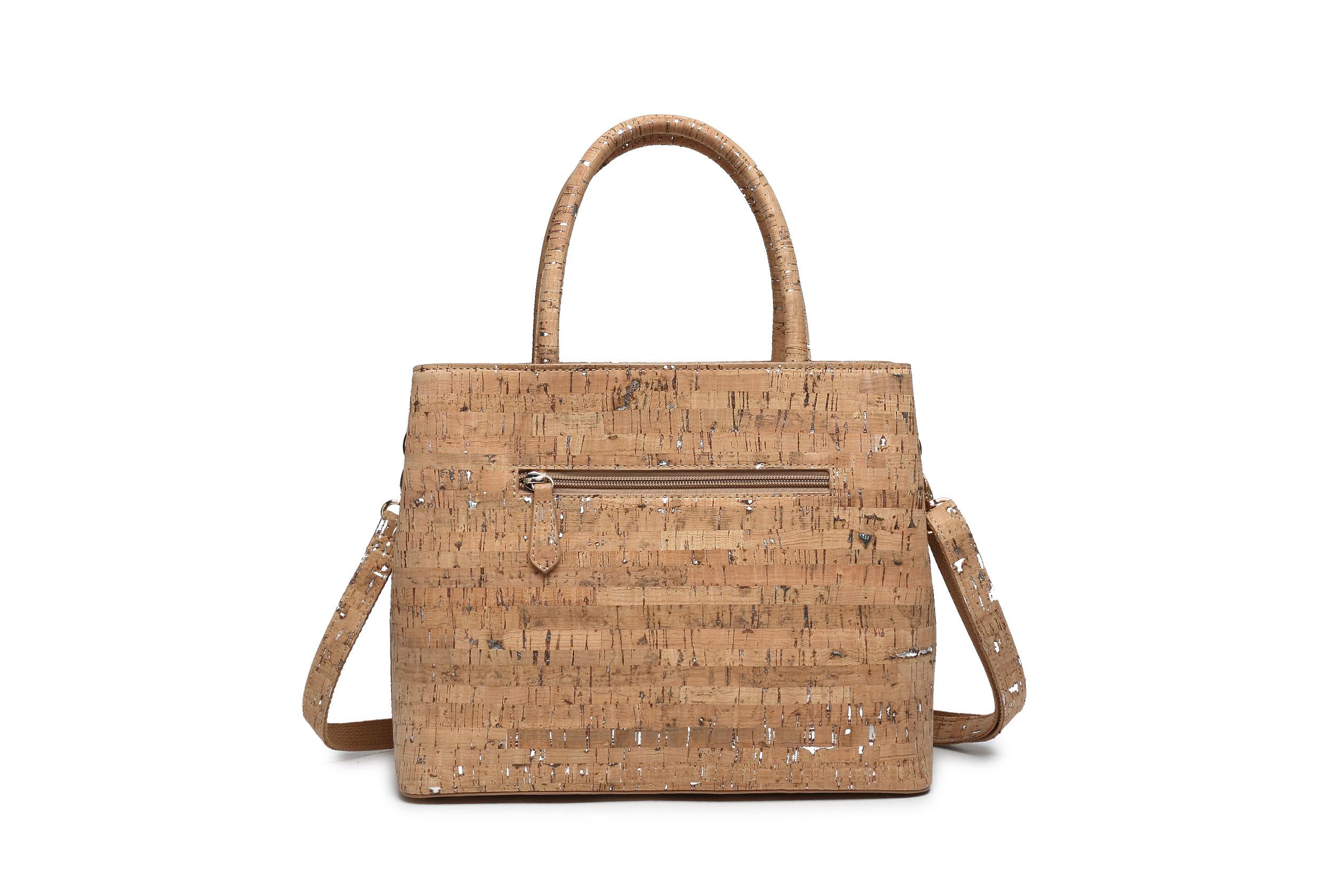 Vegan Cork Handbag ODM Design