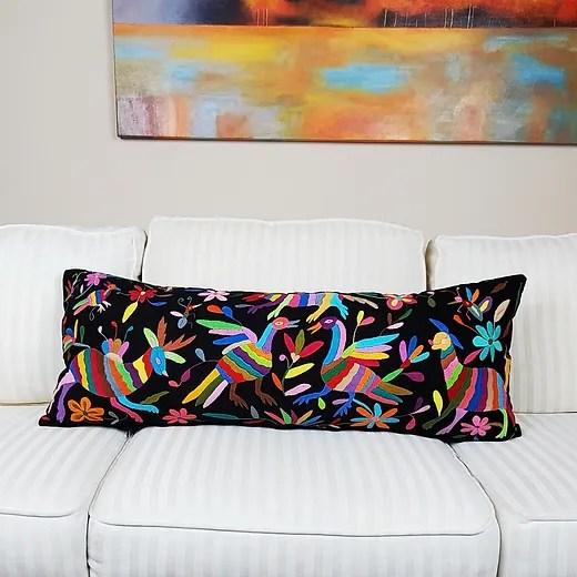 otomi pillows covers maya pillow