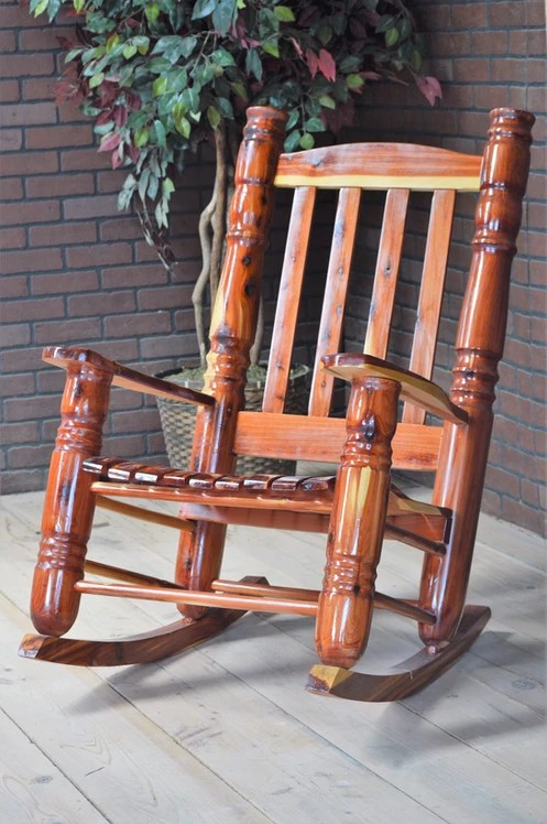 cedar rocking chairs ergonomic chair london 4 the is a very high quality piece of furniture huge post and turnings on make it unique sure to become