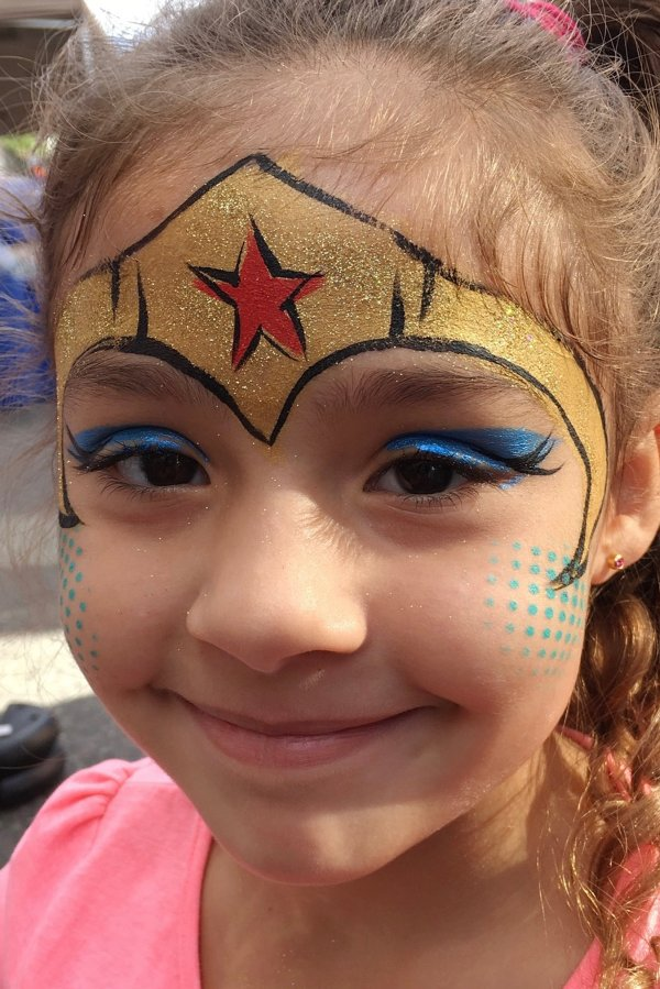 Face Painting And Little Maker Workshops