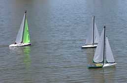 The Beginnings of What Evolved into the Pima Micro Yacht Club